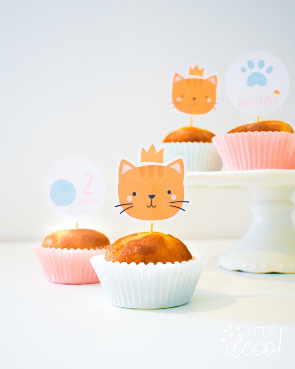 decoracion-gato-cumpleanos-infantiles-letsdeco-1-Lets-Deco-Diseno-Decoracion